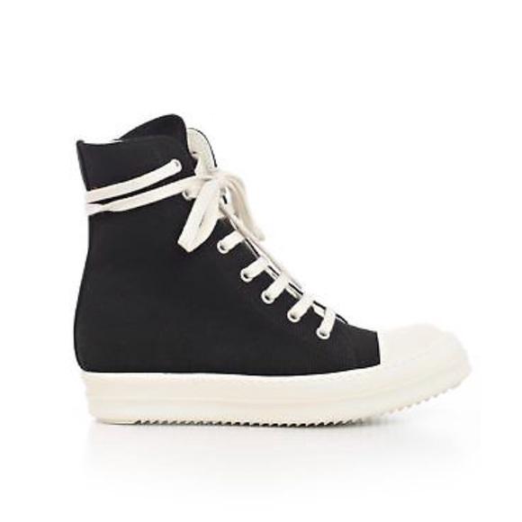 4c8a973f11f Rick Owens DRKSHDW hi-top sneaker